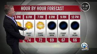 Updated Friday forecast - Video