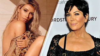 Kim Kardashian Reveals Her Mom Kris Jenner's WORST Qualities - Video