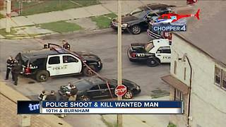 Milwaukee police officers shoot, kill suspect during traffic stop on city's south side - Video