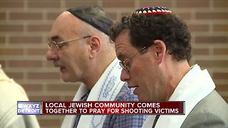 Local vigils planned for victims in Pittsburgh Synagogue shooting