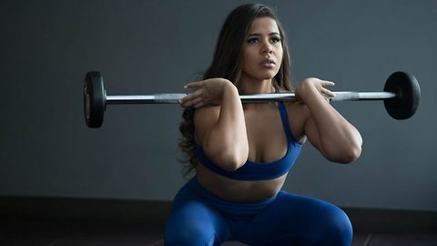 Personal trainer goes from bulimic bodybuilder to cured and curvaceous – now loving her feminine