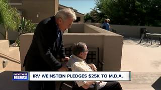 Irv Weinstein's ALS gift - Video