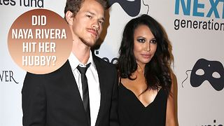 Naya Rivera arrested for allegedly abusing hubby - Video