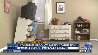 Consumer Alert: Why you should anchor furniture