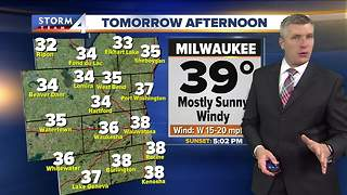 Warmer weather on the way Wednesday - Video