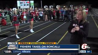 Friday Football Frenzy: Fishers to play against Roncalli Rebels