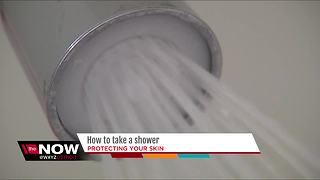 Ask Dr. Nandi: How to take a better shower - Video