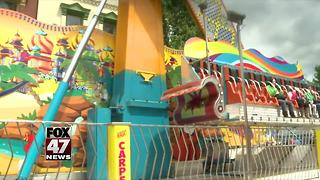 How to stay safe at carnivals and county fairs