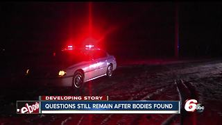 Investigation continues after bodies of missing couple found in Madison Co. - Video