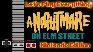 Let's Play Everything: A Nightmare on Elm Street