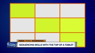 Tablets can help kids develop spatial sequencing skills, scientists say