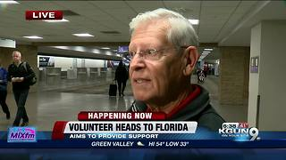 Red Cross volunteer from Tucson heading to Parkville, FL to provide emotional support - Video