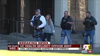 CPD: Officer's injuries are 'very serious' - Video