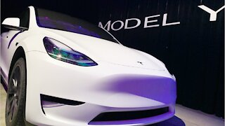 Tesla Launching Model Y Acceleration Boost Upgrade