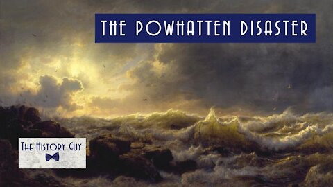 The Powhatten Disaster