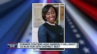 Kimberly Hill-Knot running for congress - Video
