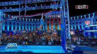 Suamico man featured on season finale of American Ninja Warrior - Video