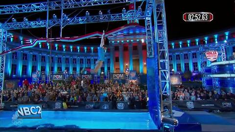 Suamico man featured on season finale of American Ninja Warrior