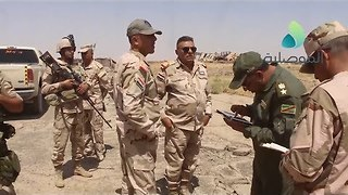 Iraqi Forces Prepare to Attack Islamic State in Tal Afar - Video