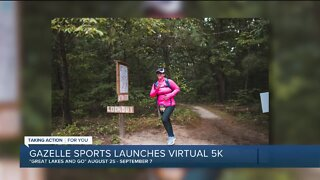 Gazelle Sports Launches Virtual 5K
