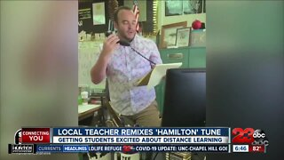 Back to School: Local teacher getting kids excited to return to school