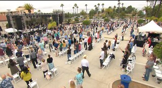 Churches to begin holding outdoor services amid coronavirus restrictions