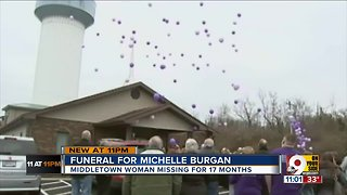 Family of Middletown woman whose remains were found holds funeral, balloon release - Video