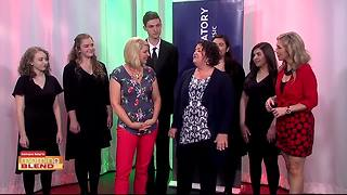 Straz Holiday Singers - Video