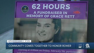 Rowing fundraiser honors student killed, athletes injured in Vero Beach crash