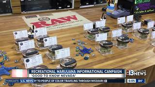 New marijuana education campaign highlights child safety - Video