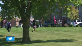 Campus activities return to normal at NWTC after suspicious bottle investigation - Video