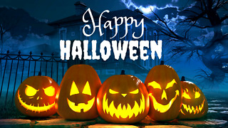 Happy Halloween - Greeting 3