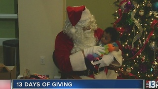 Children with disabilities surprised with gifts from Operation Fire H.E.A.T. - Video