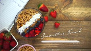 Simply Sweet Allison Smoothie Bowl - Video