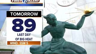 One more day of heat - Video