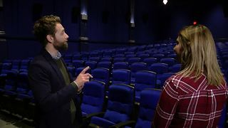 Dundee Theater: A first look inside the renovated venue - Video