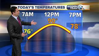 South Florida Wednesday morning forecast (6/6/18) - Video