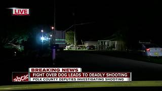 One dead, two injured in Fort Meade shooting