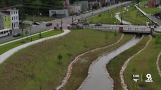 Lick Run Greenway officially opens Tuesday