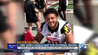 UMD Hires Consultant For External Review - Video