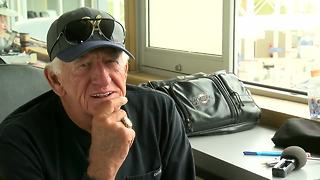 Soundtrack of Summer: Bob Uecker prepares for 46th year with the Brewers - Video