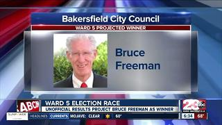 Bakersfield Ward 5 Election Race - Video