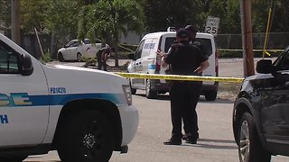 Deadly drive-by shooting in Riviera Beach