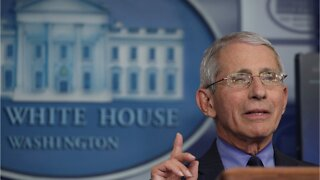 Dr. Fauci is 'cautiously optimistic' about possibility of COVID-19 vaccine