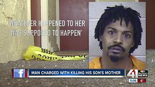Man charged with murder after mother of his child found burning next to dumpster