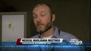 City holds informational meeting about medical marijuana
