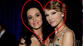 Taylor Swift & Katy Perry Finally END Feud! - Video