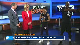 Ask the Expert: Resistance training - Video