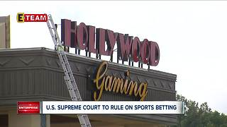 How a New Jersey sports betting case before the Supreme Court could impact Ohio - Video