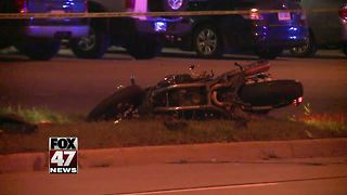 UPDATE: Police identify man killed in motorcycle crash - Video